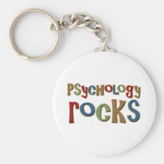 Psychologie-Felsen Schlüsselanhänger