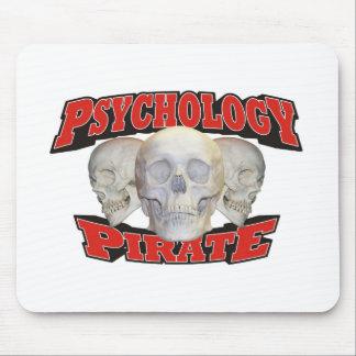 Psychologie-Pirat Mousepad