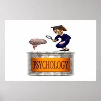 Psychologie Poster