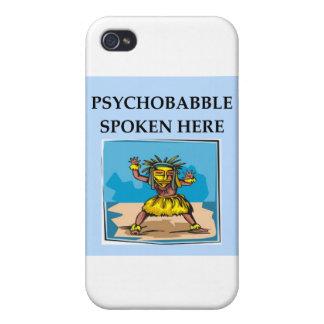 Psychologiewitz iPhone 4/4S Hülle