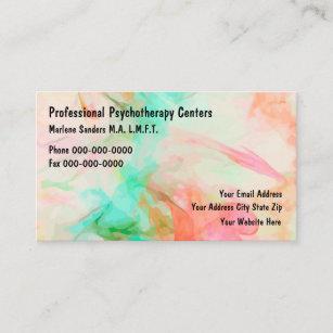 Psychotherapie Visitenkarten Zazzle De