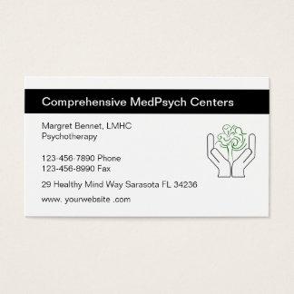 Psychotherapie-Visitenkarten Visitenkarte