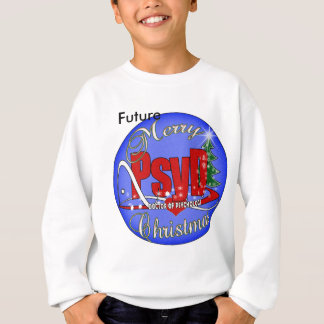 PsyD WEIHNACHTSverzierungs-DOKTOR OF PSYCHOLOGY Sweatshirt