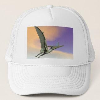 Pteranodon Dinosaurierfliegen - 3D übertragen Truckerkappe