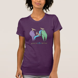 PterozZzactyl Co-schlafende Familie T-Shirt
