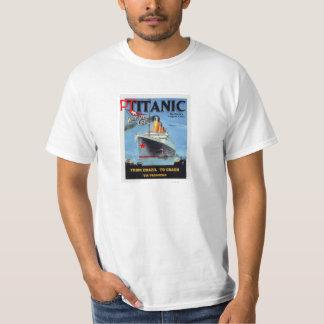 PTitanic Unbestechliches T-Shirt