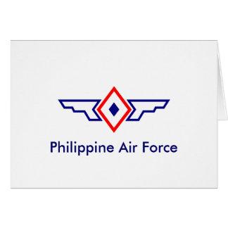 PU Roundal, philippinische Luftwaffe Karte