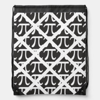 PU-Symbol-Gitter Turnbeutel