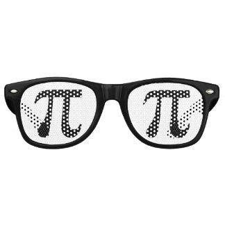 PU-Symbol Retro Sonnenbrillen