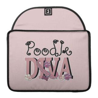 Pudel DIVA Sleeve Für MacBook Pro