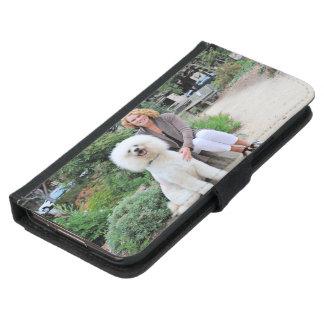 Pudel - gebrannt - Trainer Samsung Galaxy S5 Geldbeutel Hülle