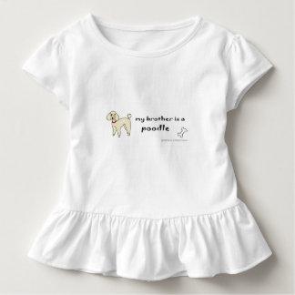 Pudel Kleinkind T-shirt