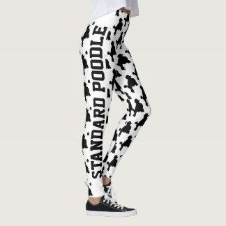 Pudel personifizieren leggings