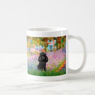 Pudel (Schwarzes 1) - Garten Tasse