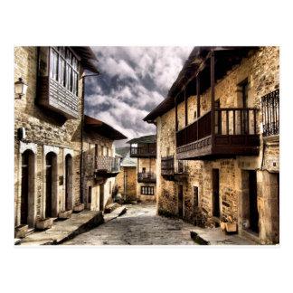 Puebla de Sanabria Postkarte