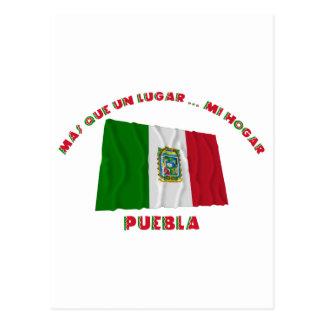 Puebla- - MásQue UNO Lugar… MI Hogar Postkarte