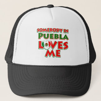 Puebla-Stadtentwürfe Truckerkappe
