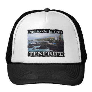 Puerto Cruz Hut Truckerkappe