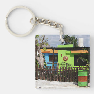 Puerto Morelos Casa Schlüsselanhänger