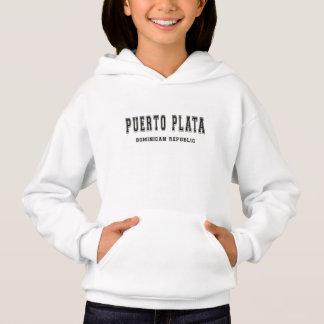 Puerto Plata Dominikanische Republik Hoodie