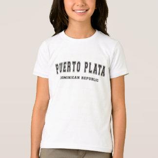 Puerto Plata Dominikanische Republik T-Shirt