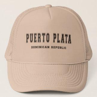Puerto Plata Dominikanische Republik Truckerkappe