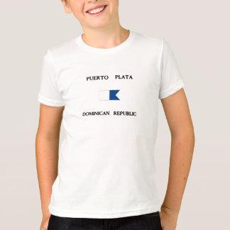 Puerto Plata Dominikanische T-Shirt