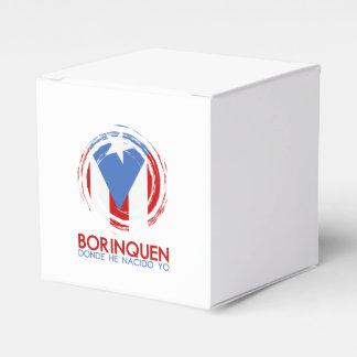 Puerto Rico Borinquen Geschenkschachtel