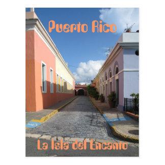 Puerto Rico La Isla Del Encanto Postcards Postkarte