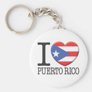 Puerto Rico Schlüsselanhänger