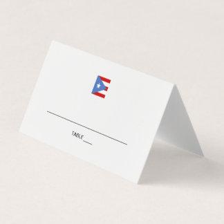 Puerto- Ricoereignis Platzkarte