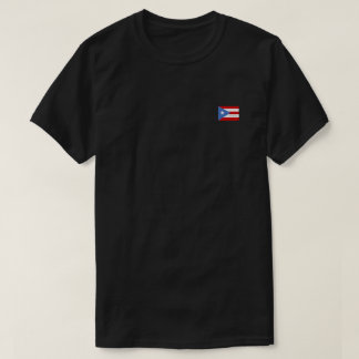 Puerto- Ricoflagge T-Shirt