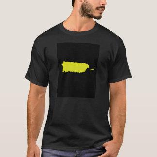 Puerto- Ricokarte T-Shirt
