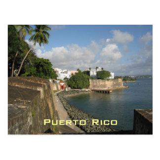 Puerto- Ricopostkarte Postkarte