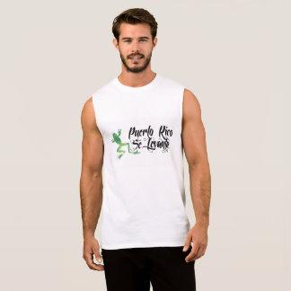 Puerto Ricose Levanta Ärmelloses Shirt