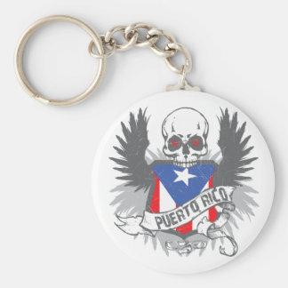 Puerto- Ricostern Keychain Schlüsselanhänger