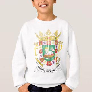Puerto- Ricowappen Sweatshirt