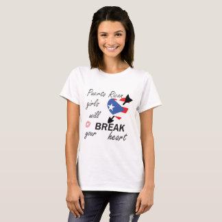 Puertorikanischer Heartbreaker T-Shirt