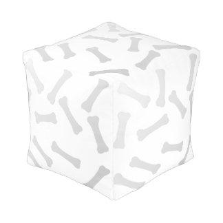 Puff cubé durch Polyester Os Kubus Sitzpuff