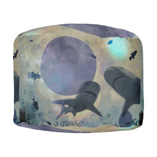 pouf under the sea