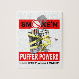 PUFFER POWER_1 PUZZLE