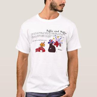 Puffie und Muffie am 4. Juli Shirt