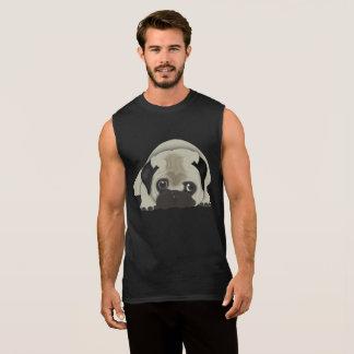 Pug Ärmelloses Shirt