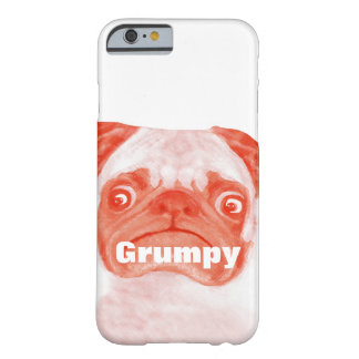 PUG_orange3.png Barely There iPhone 6 Hülle