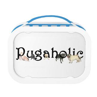 Pugaholic Lunchbox