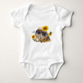 Puggle Babyengel Baby Strampler