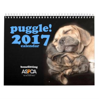 Puggle! Kalender 2017