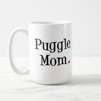 Puggle Mamma-Tasse