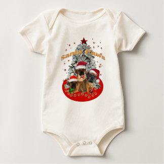 Puggle Sankt Tatzen Baby Strampler