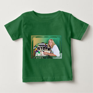 Pugsgiving Karneval 2015 - Hambone Cocos Olivia - Baby T-shirt